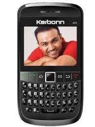 Karbonn K25 dual SIM phone