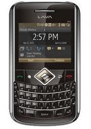 Lava B5 dual SIM mobile
