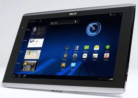 Acer Iconia Tab A500 Tablet