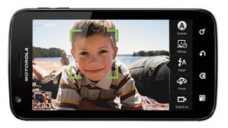 Motorola ATRIX 4G in UK