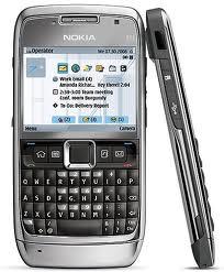 Nokia E71 India