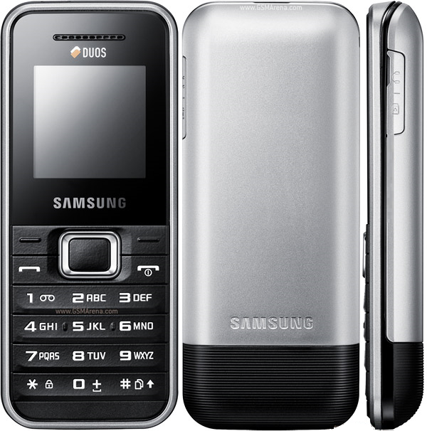 Samsung Dual SIM Phones – E1182, C3322, and E2232