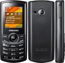 Samsung E2232 Dual SIM mobile phone