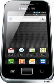 Samsung Galaxy Ace S5830 mobile phone