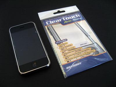 ClearTouch Anti-Glare Apple iPhone