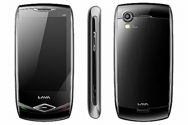 Lava A10 review and Price