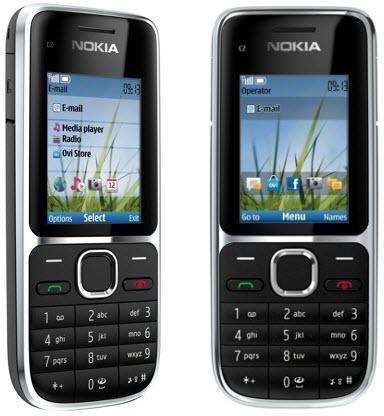Nokia C2-01 Price