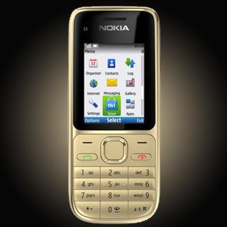 Nokia C2-01 specs