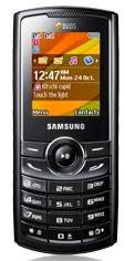 Samsung Hero E2232 specs