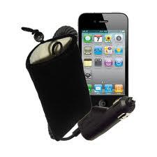 Velvet Pouch iPhone