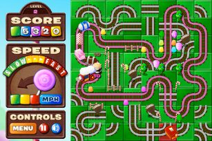 Candy Train ipad games