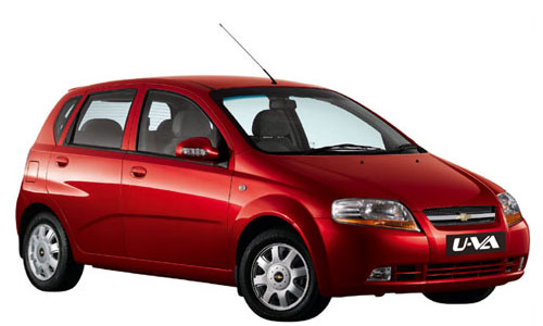 Chevrolet Aveo U-VA Price India