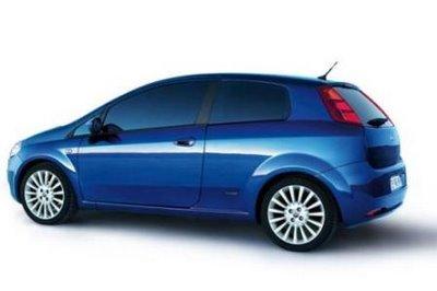 Fiat Grande Punto price India