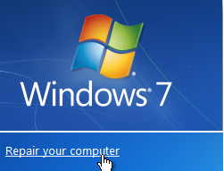 Fix Windows 7 OS