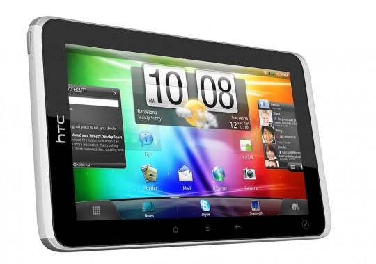 HTC Flyer Tablet India Price