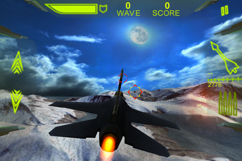 MetalStorm ipad games