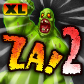 Zombie Attack iPad Games