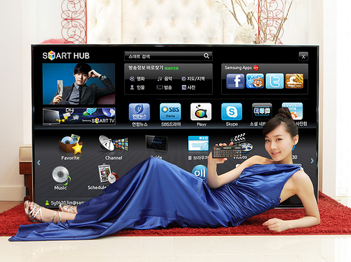 Samsung Smart 3D TV price