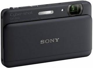 Sony Cybershot DSC-TX55 review