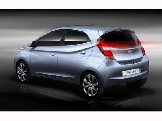 Hyundai Eon Price India models
