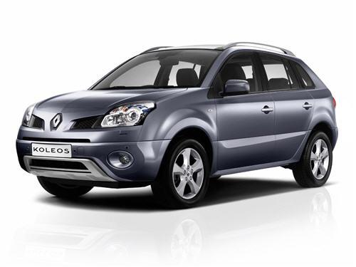 Renault Koleos features