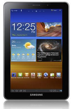Samsung Galaxy Tab 7.7 specs