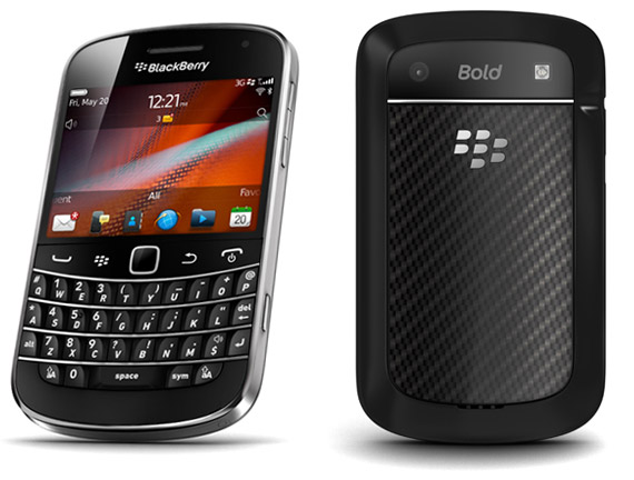 BlackBerry Bold 9900 smartphone price