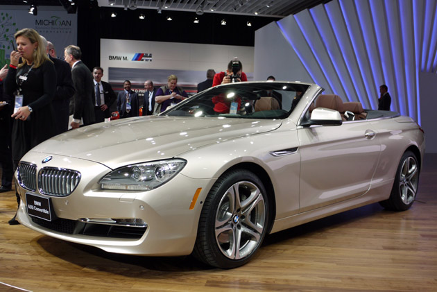New 2012 BMW 650i Convertible
