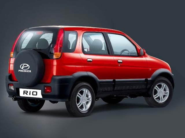 Premier Rio car