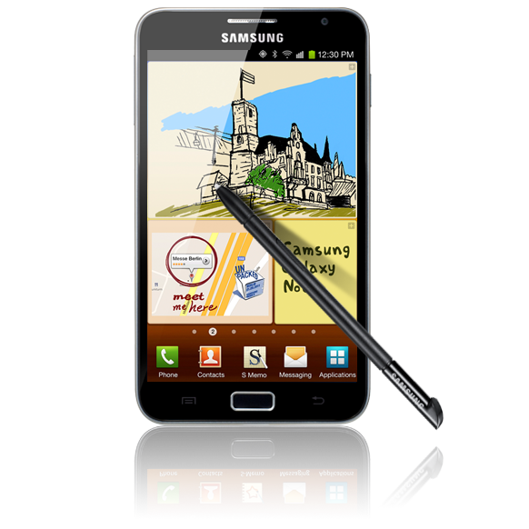 Samsung Galaxy Note N700