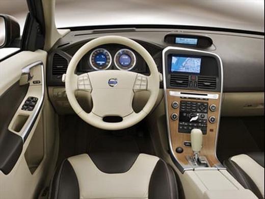 Volvo XC60 interior