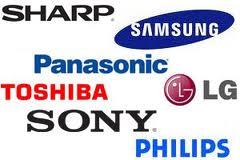 LCD TV brands
