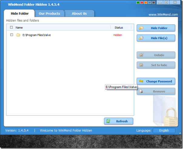 WinMend for Windows 7
